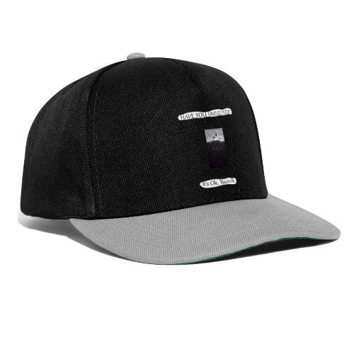 HAVE YOU SMILED TODAY ? - Casquette snapback