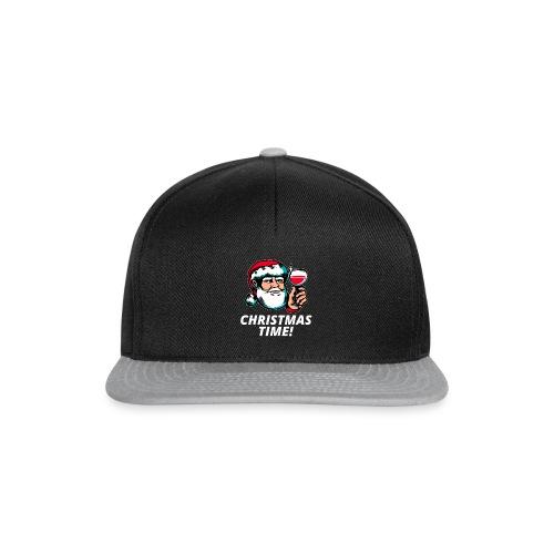 Christmas Time - Snapback cap