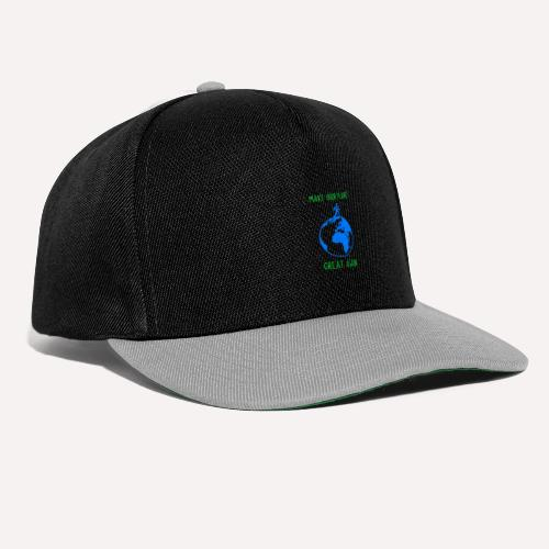 Make Our Planet Great Again - Snapback Cap