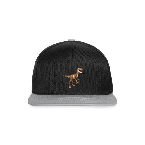 Raptor Dinosaur - Snapback Cap