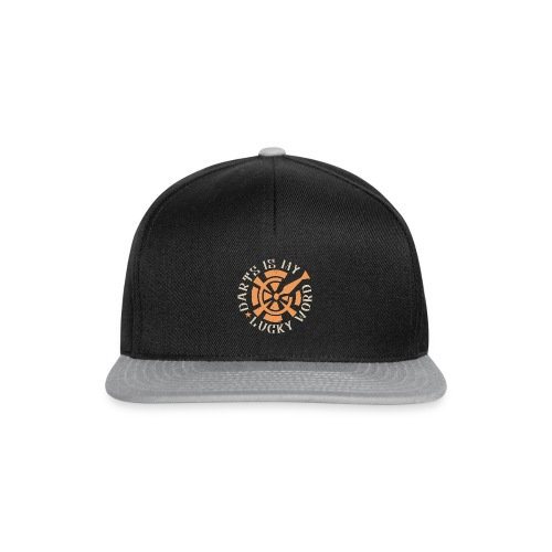 Darts Is My Lucky Word - Snapback cap
