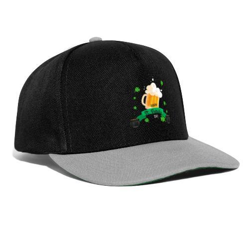 Happy St Patrick's tee shirt - Casquette snapback