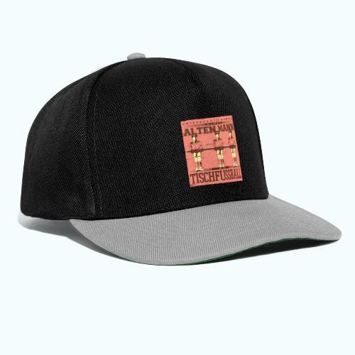 Tischfussball Freunde - Snapback Cap