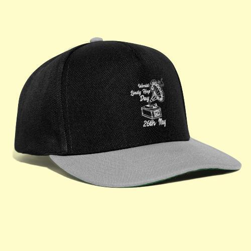 Lindy Hop Day Swing Dancing Vintage Geschenk - Snapback Cap