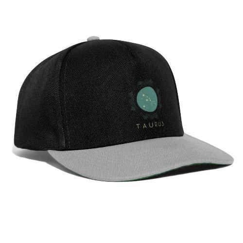 zodiac t shirt design template 1426a - Snapback Cap