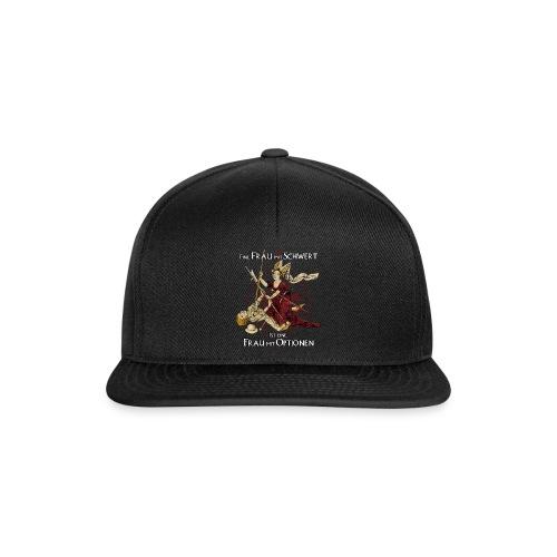 FRAUORDAL gladiatores600dpi - Snapback Cap