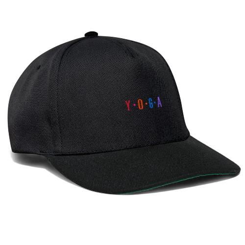 YOGA COLOR - Gorra Snapback