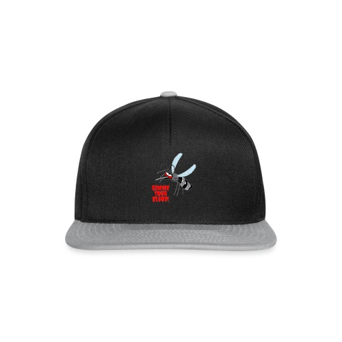 Gimme your blood - Snapback Cap