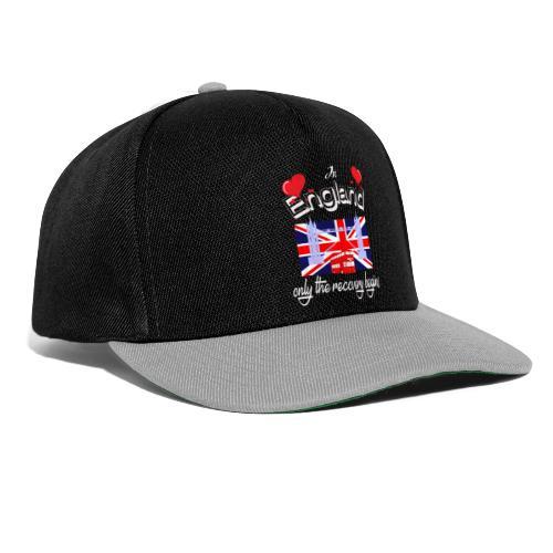 Urlaub England englisch lernen Ferien in England - Snapback Cap