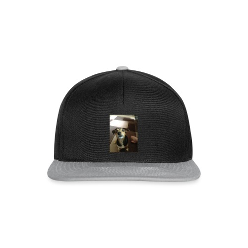 My puppy - Snapback Cap