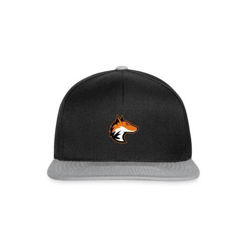 big fox logo - Snapbackkeps