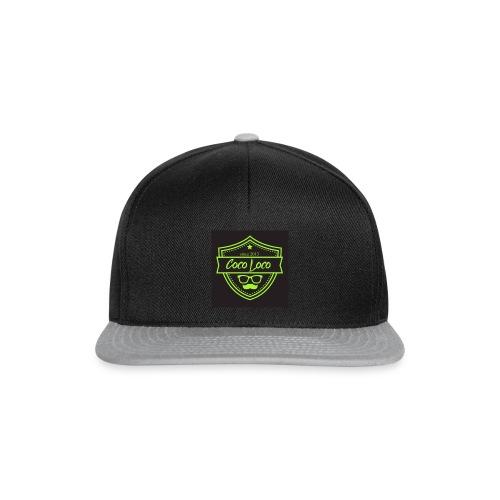 Coco Loco Design - Snapback Cap