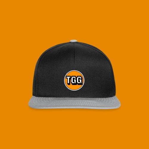 TGG Logo Circle - Snapback Cap