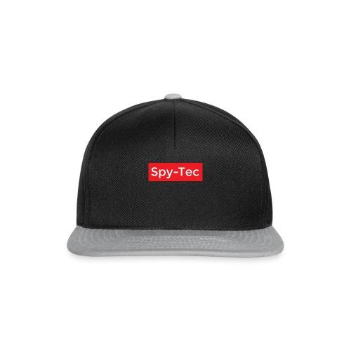 Spy-Tec Box Logo - Snapbackkeps