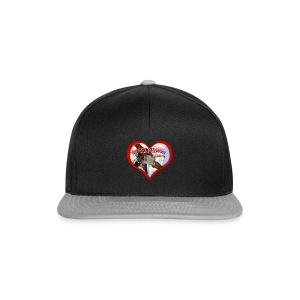 Barmhärtighetsmissionen logo - Snapbackkeps