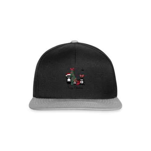 Noël effrayant - Scary Christmas - Casquette snapback
