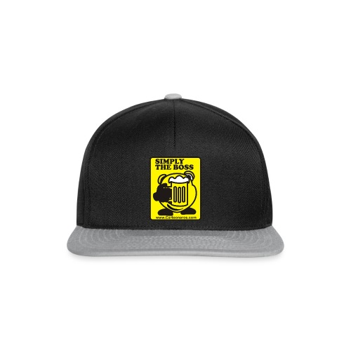 Simply the Boss - Snapback Cap