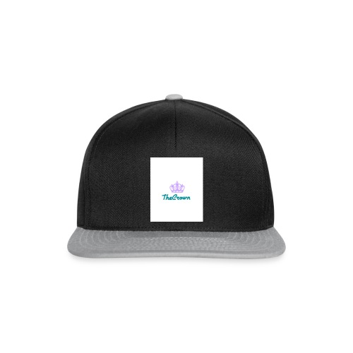thecrown - Snapback Cap