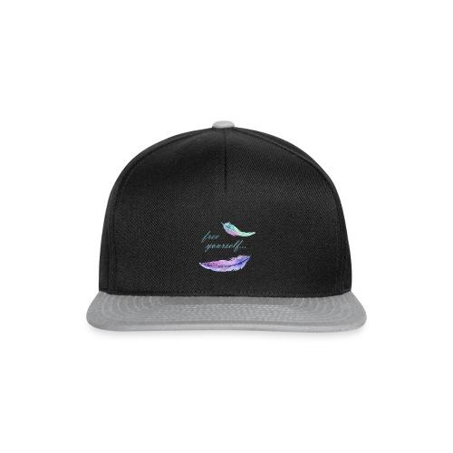 free yourself - Snapback Cap