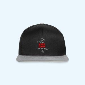 I Can't Keep Calm (alleen voor pappie!) - Snapback cap