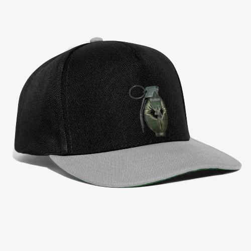 grenadearma3 png - Snapback Cap