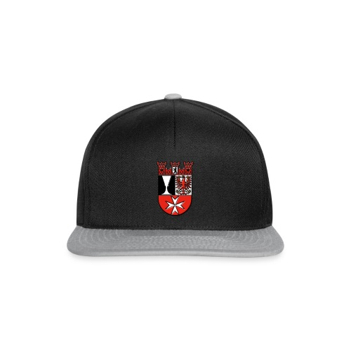 Berlin Bezirk Neukölln Wappen - Snapback Cap