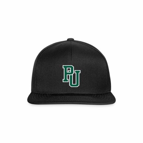 PU initialen - Snapback cap