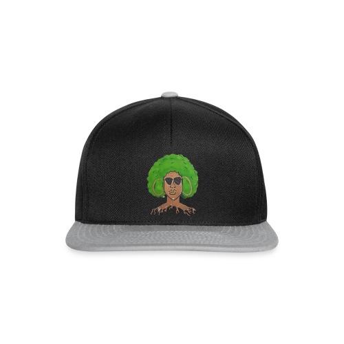 Afro girl - Snapback Cap