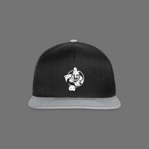 Professional Gambler (1c valkoinen) - Snapback Cap
