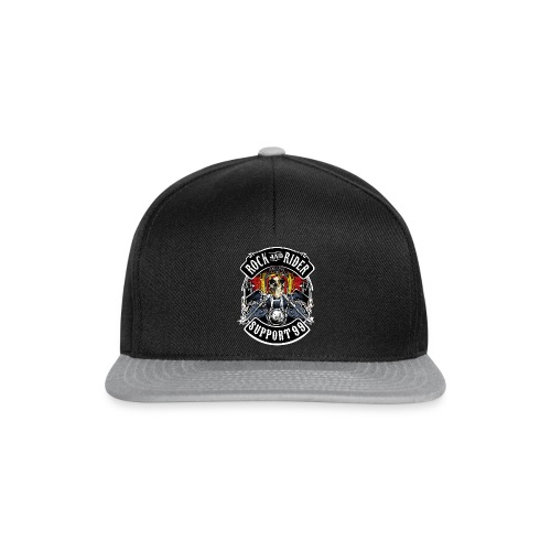 ROCK AND RIDER - Gorra Snapback