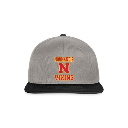 Normandie Viking - Casquette snapback