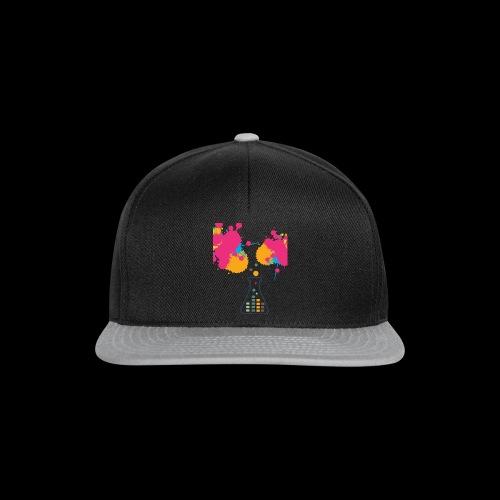 FarbeKlecks - Snapback Cap