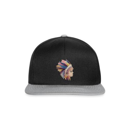 Indianerjunge - Snapback Cap