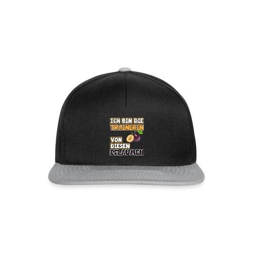 Trainerin - Snapback Cap