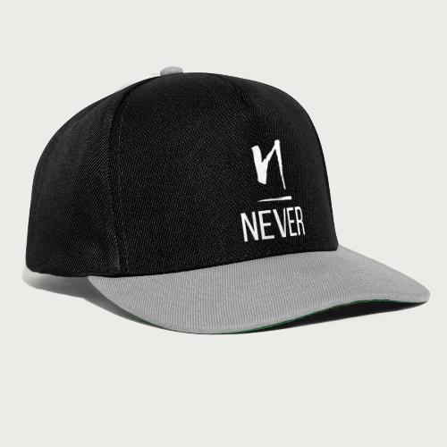 Never light - Snapback Cap