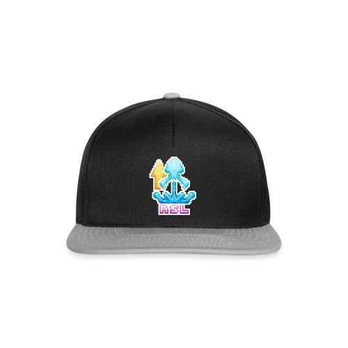 PIXEL SQUID - RSL - Snapback Cap