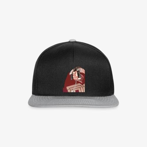 Old Samurai - Snapback Cap