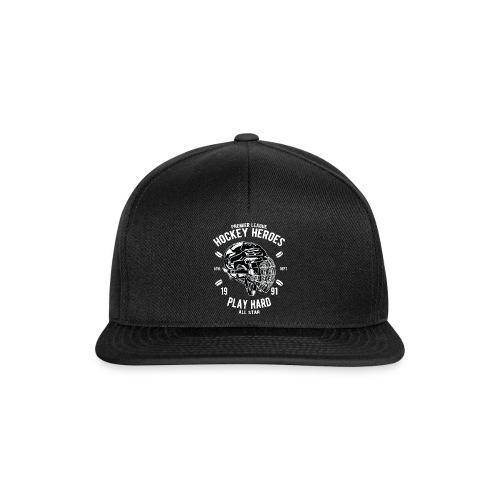 Premier Hockey Heroes - Snapback cap