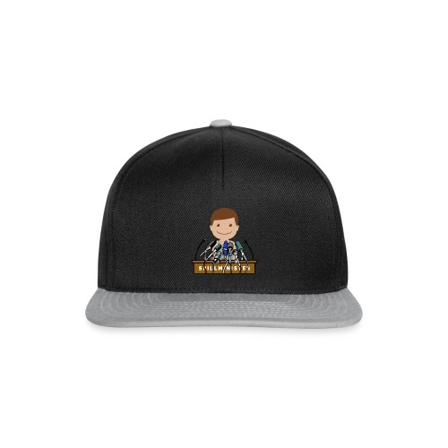 Spillminister logoen - Snapback-caps