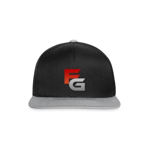 Logo MusicFG - Snapback Cap