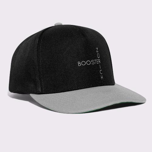 Zürich booster - Snapback Cap