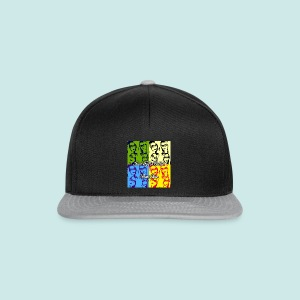 Four Eyes Glasses - Casquette snapback