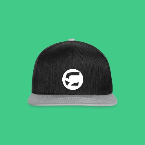 curedcircledesign1 png - Snapback Cap