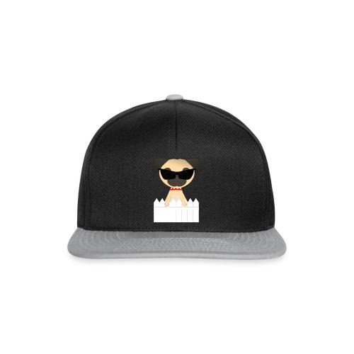 pug - Snapback Cap