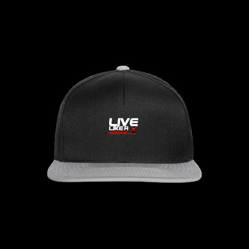Like like a Warrior - Snapback cap