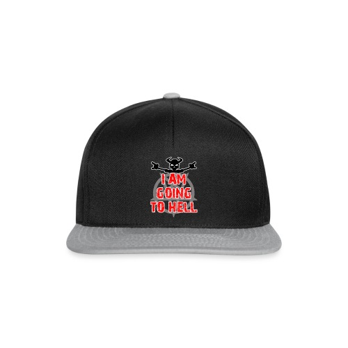 Going to hell - Slim fit - Snapback Cap
