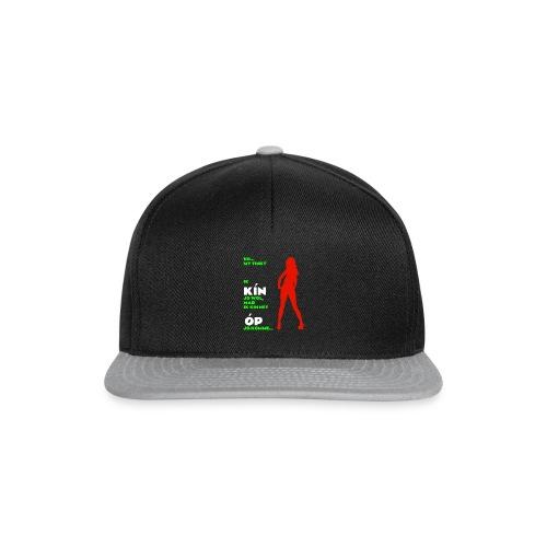 Omke Fré - Snapback cap