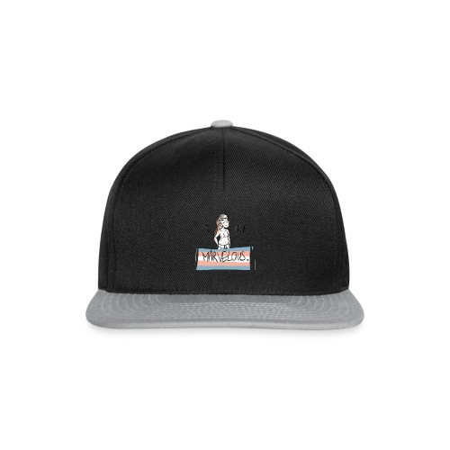 I am Marvelous (MtF) - Casquette snapback