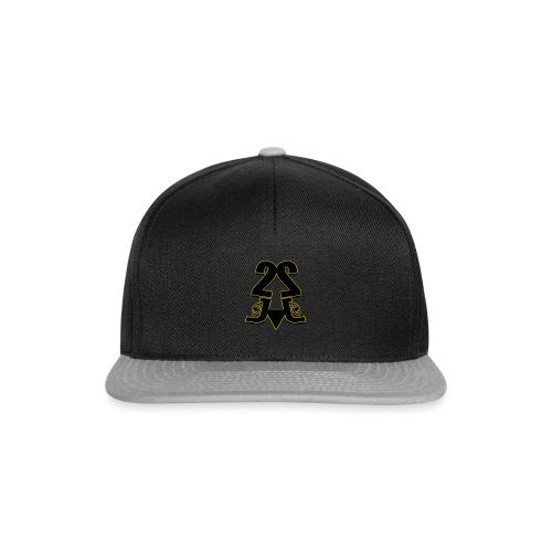 2J logo - Snapback Cap