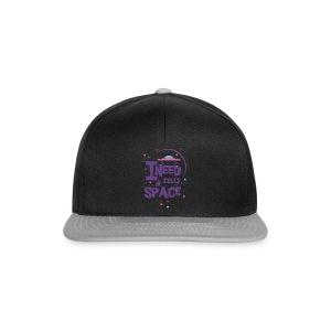 t_shirt_fuer_beste_freundin - Snapback Cap